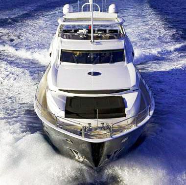 Motoryacht charter in the Mediterranean