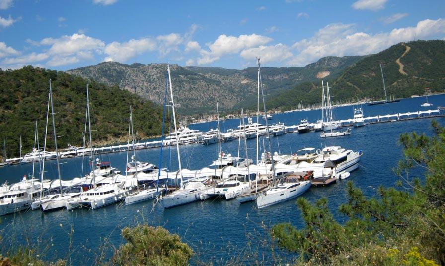 Yacht Charter Gocek Marmaris