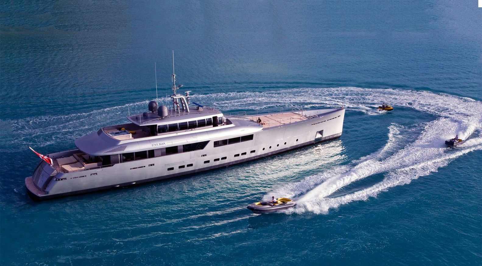 Motor Yacht Rental