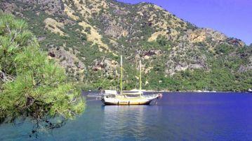 Yacht Rental Fethiye, Kekova